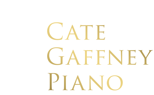 Cate Gaffney Piano